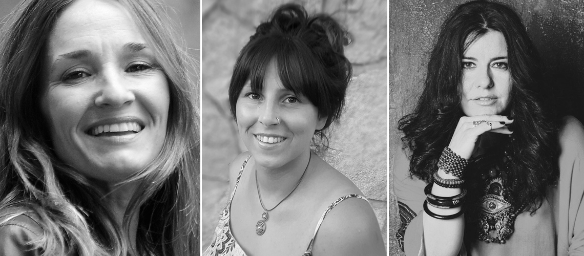Conoce a nuestras profesoras: Mónica Matabuena, Nélida Sempere e Irene Shams